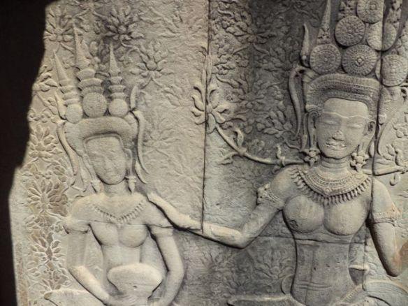 Angkor motiff
