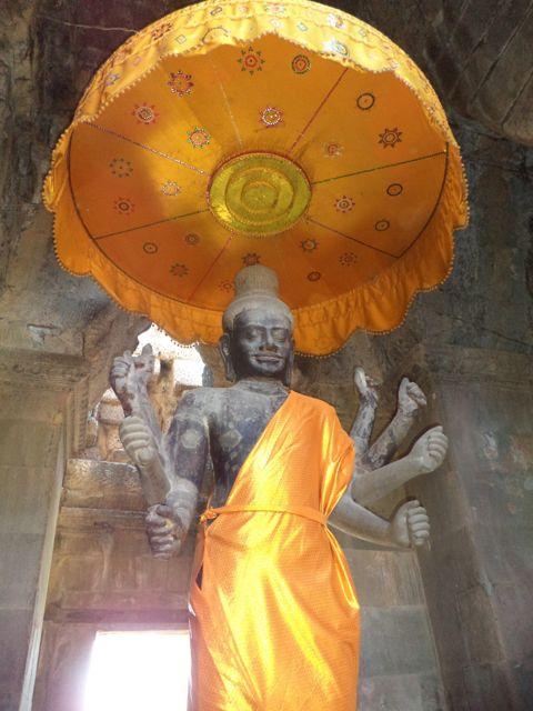 Bodhisattva Lokesvara deity