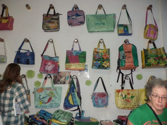 cool bags made to support women