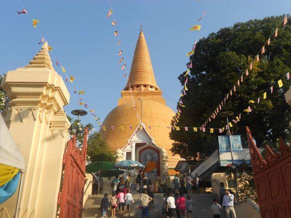 Phra Nakon Pahtom temple